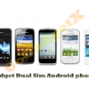 Budget Dual Sim Android Phone