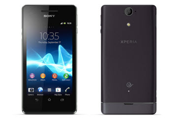 Sony Xperia V Specs features review pros and Cons