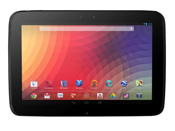 Google-Nexus-10-tablet - Specs and features- Price