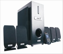 INTEX IT 4000BT Bluetooth Speakers 5-1 Sound system