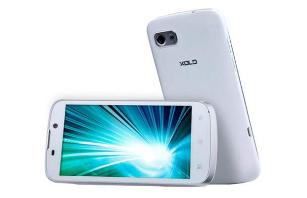 Lava xolo-a800 Phablet with high resolution screen and Dual core Processor