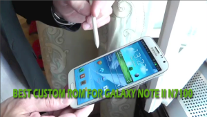 Best Custom ROM for Galaxy Note 2 N7100