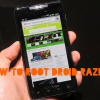 How to oneclick root Droid Razr I and install CWM recovery