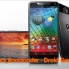 How to unlock bootloader of Motorola Droid Razr I