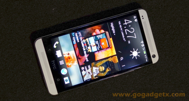 HTC One Hands On review