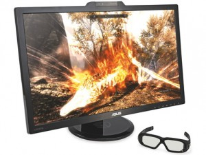 ASUS VG278H Monitor-Best 3D Monitors for Gaming PC
