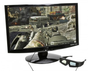 ViewSonic V3D241wm-Best 3D Monitors for Gaming PC