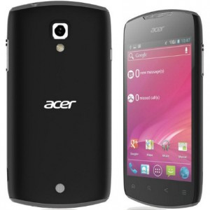 Acer Liquid Glow-Best Budget Android Phones UK and Europe