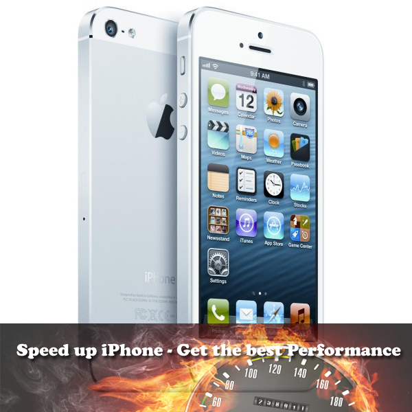 Get Best performance out of iPhone - Clean optimize and Tune for speed