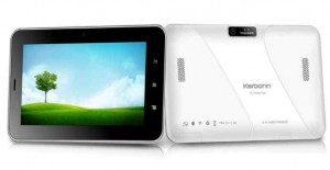 Karbonn TA-FONE A34 -Top 5 Best Android tablets with Calling Facility