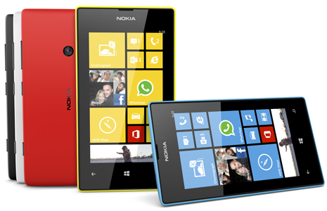 Nokia Lumia 520-Top 5 Best Jack of all trades Phones - Good Music, Camera, functionality