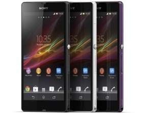 Sony Xperia Z-Best Android Smartphone 2013