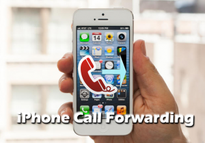 iPhone iOS call forwarding made simple- do it yourself Guide