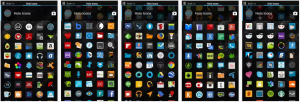 Holo Icons - Best Icon set for Android