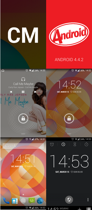Android 4-4 Kit Kat ROM for Samsung Galaxy Ace