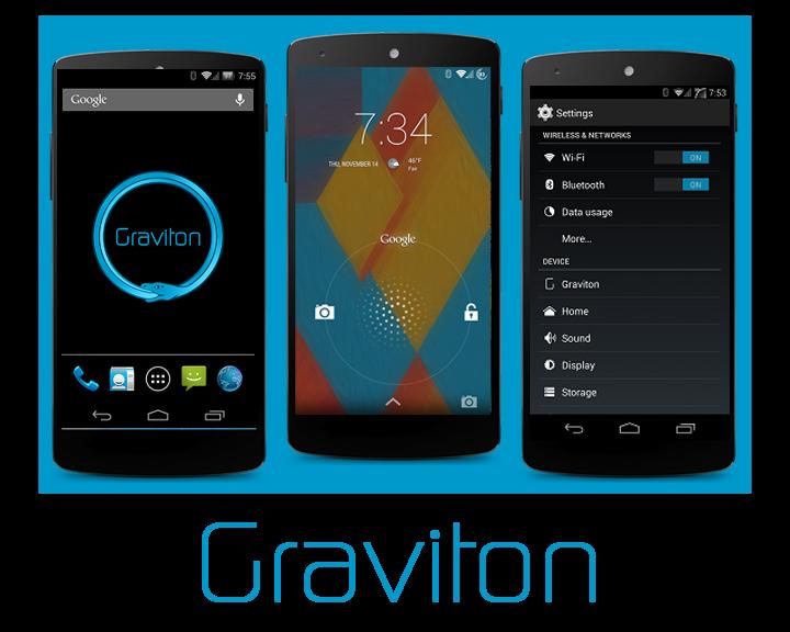 Best custom ROm for Nexus 5 - Graviton
