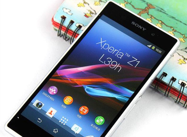 Sony Xperia Z1 Best Android Phones 2014