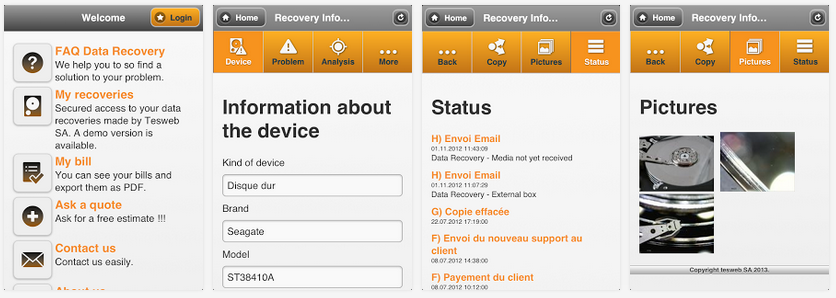 Best Apps to recover deleted pictures from your Android device - Data recovery apk