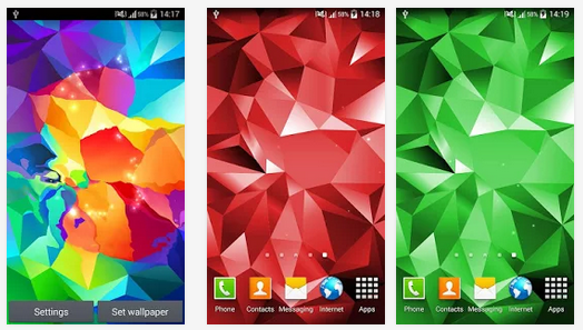 Samsung Galaxy S5 Wallpaper Download