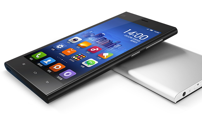 Xiaomi-Mi3 with Quad Core Processor 2GB RAM and 13 MP camera