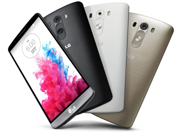 Best T-Mobile Android Smartphone - Premium flagship - LG G3