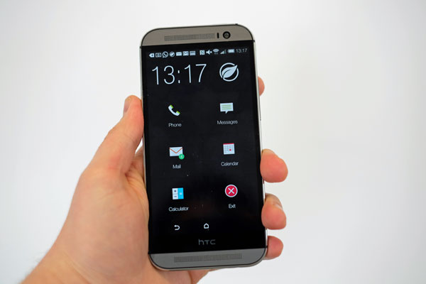 Best T-Mobile Android phone - HTC One M8 - Powerful Flagship Premium device