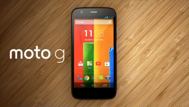 Best T-Mobile Android phone - Moto G - Best Value