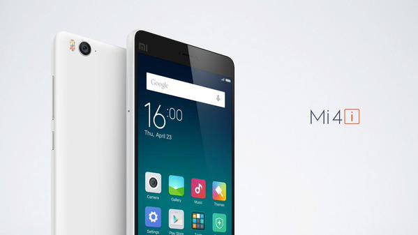 Xiaomi Mi4i best budget Android flagship phone