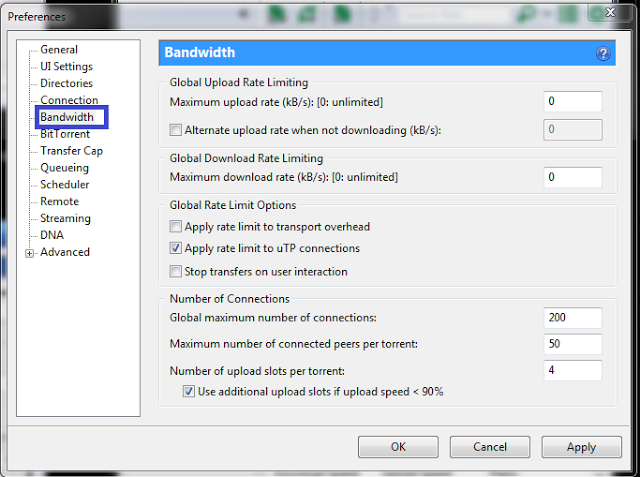 Gogadgetx Com Get Max Out Of Utorrent Increase Download Speed