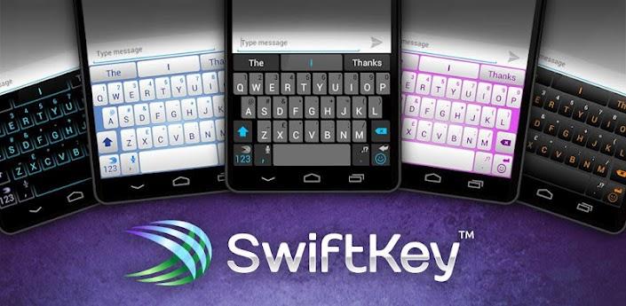 SwiftKey  Best Android Keyboard apps