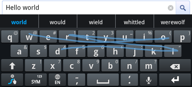 swype keyboard for Android - best apps