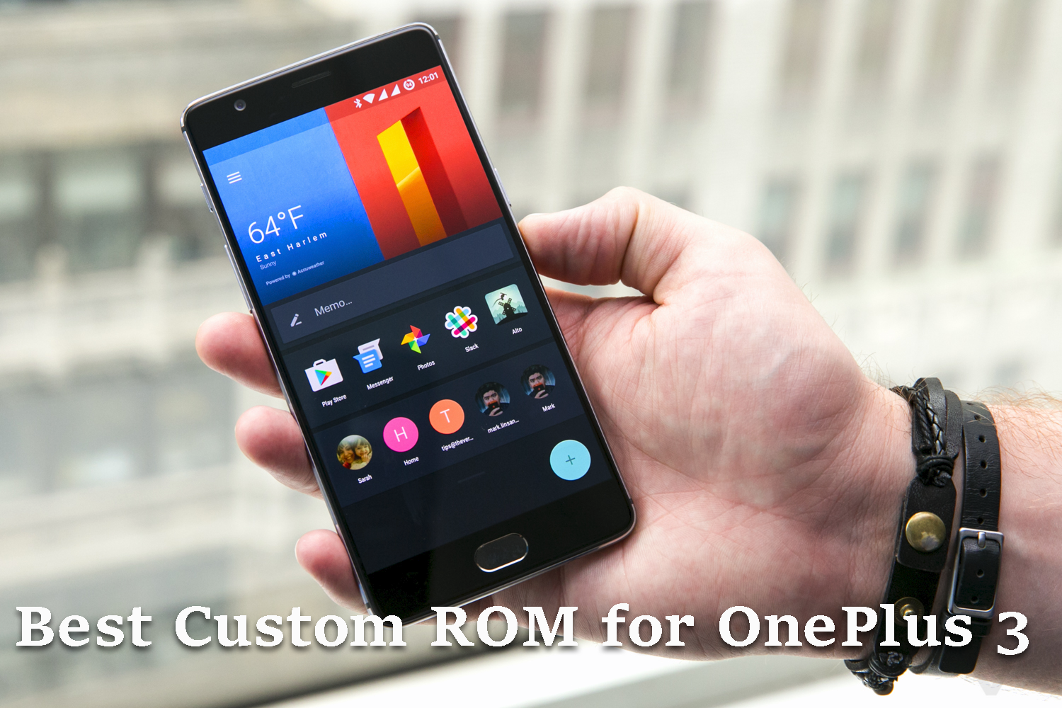 Best custom ROM for OnePlus 3 [Three]